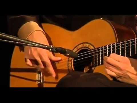 Juan Manuel Canizares Flamenco Guitarist