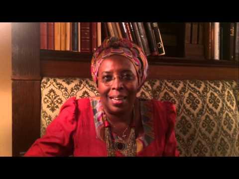 "Maggy Barankitse: ""Political genocide in Burundi"""