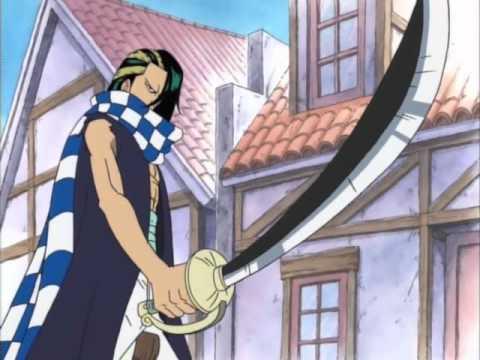 One Piece   TV 007 of xxx] [ru jp] [Animedia TV & AnimeReactor Ru]