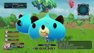 Cyberdimension Neptunia 4 Goddesses Online part 4: The First Multiplayer Quests!