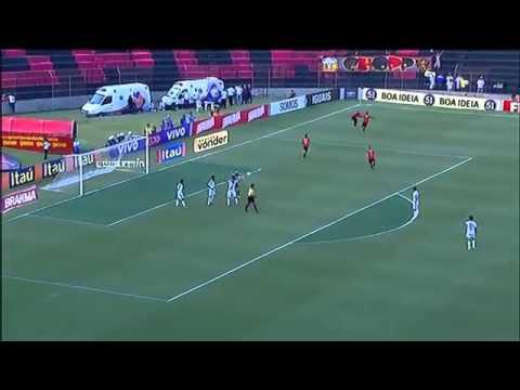 Sport 1x1 Ponte Preta Série A | JC News | Narração Aroldo Costa 16/08/2015