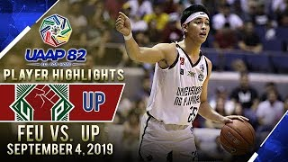 HIGHLIGHT KINGS? Ricci Rivero, Javi GDL put on a SHOW in UP's first win | UAAP 82 MB