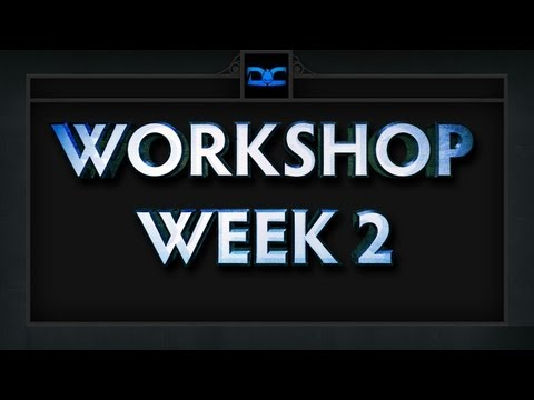 Dota 2 Weekly Workshop Top 5 - Episode 2