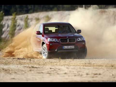 2011 BMW X3 Officially Revealed