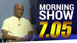 Madura Vithanage | Siyatha Morning Show - 6.55  26 - 10 - 2020