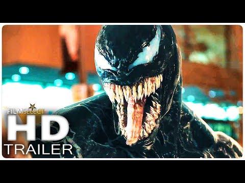 VENOM Trailer 2 Italiano (2018)