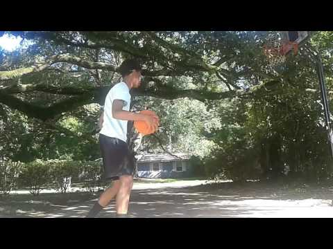 Daily Basketball Summer Routine Part 1