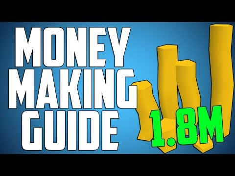 Runescape: EoC Money Making Guide – 1.8M+ Per Hour!