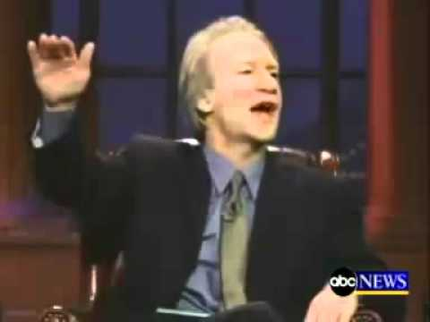 9/11 comment Bill Maher got fired for. Music Videos