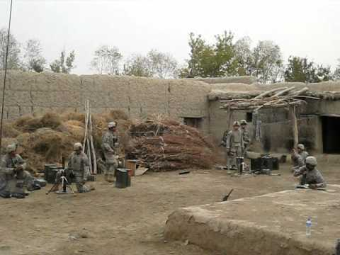 Kunduz AFG FIREFIGHT