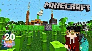 MASAK OTOMATIS dengan Bahan Bakar TAK TERBATAS!? #20 |SANS SMP| Minecraft Indonesia