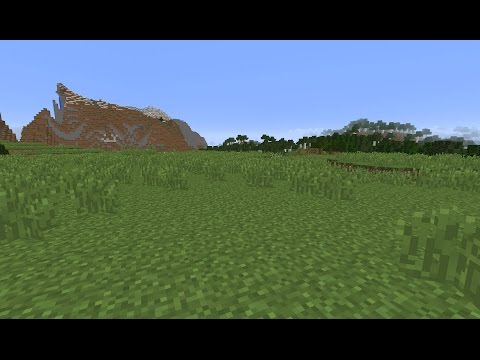 Cool Minecraft Seed flat lands Minecraft 1.8.3 2015 Good for building