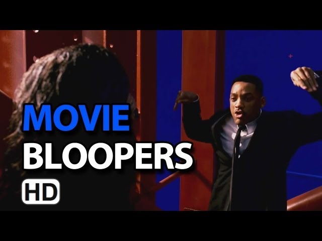Man in Black 3 (2012) Bloopers Outtakes Gag Reel