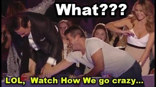 TOP 10 *FUNNIEST & HILARIOUS* AUDITIONS EVER ON BRITAIN'S GOT TALENT!
