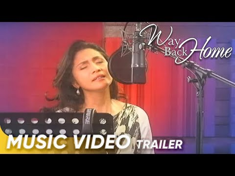 LANGIT  Agot Isidro Song from Way Back Home