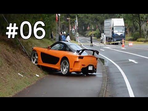 Po Plyta! #6 Drifto meistras - Eismo įvykiai ir avarijos - Car Crash Compilation 2015
