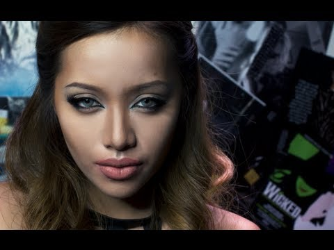 Angelina Jolie Makeup Tutorial