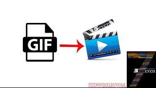 Convertire Gif in Video
