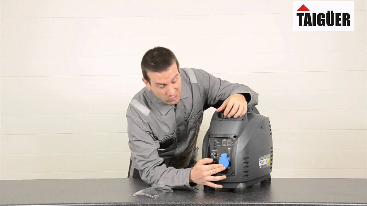 Generador electrico inverter 1200w youtube - Generador electrico precios ...