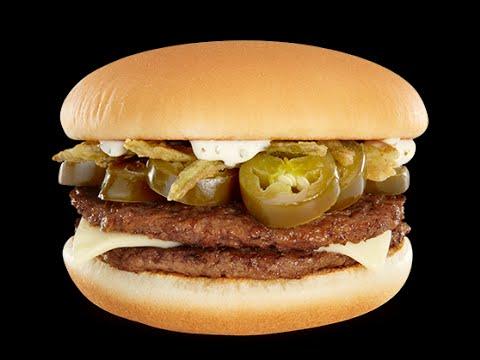 CarBS - McDonald's Jalapeño Double