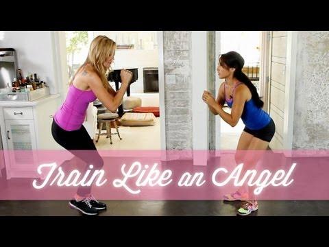 How To Train Like A Victoria's Secret Model