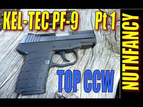 Kel-Tec PF-9: Daily Carry Handgun Pt 1 by Nutnfancy