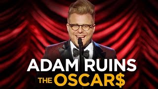 Talent Doesn't Win Oscars. Money Does. by : CollegeHumor