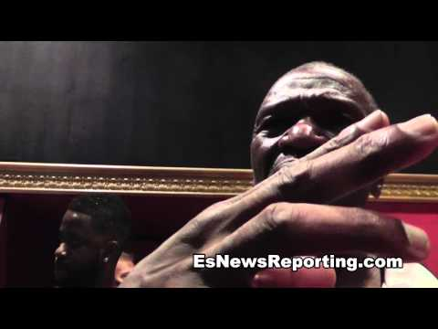 Floyd Mayweather Sr Got Something For Ruben Guerrero - EsNews Boxing