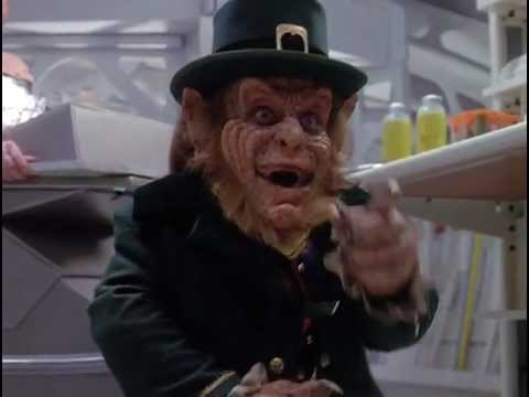 Leprechaun 4 In Space - Pizza Face