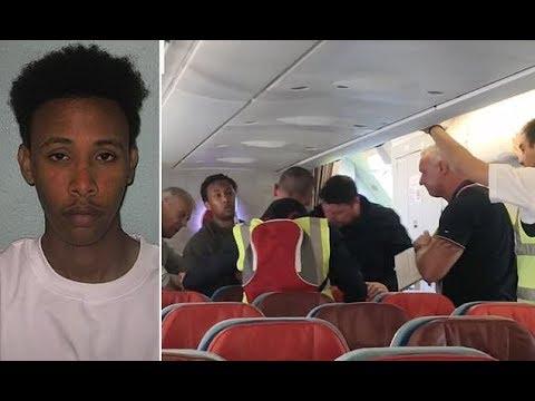 Somali gang-rapist's deportation was stopped by plane passengers - Daily News thumbnail