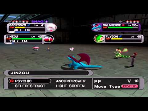 Pokémon XD: Gale of Darkness - Episode 44: Eldes