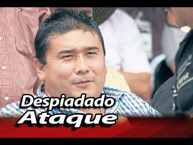 Así atentaron contra el esmeraldero Pedro Orejas