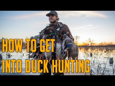 The Best Way To Start Duck Hunting | Waterfowl Wednesday