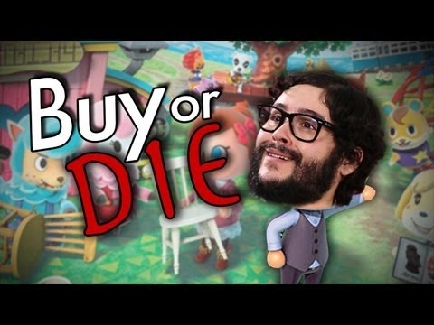 Animal Crossing New Leaf - Buy or Die!