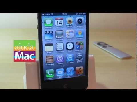 Calibrando o Home Button em iPhone. iPod touch e iPad