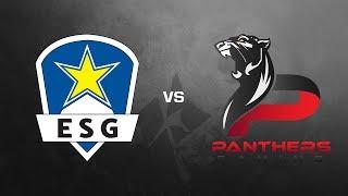 EURONICS Gaming vs. PANTHERS Gaming - 99Damage Liga Season #8 Playoffs (Cobblestone | Map 2)