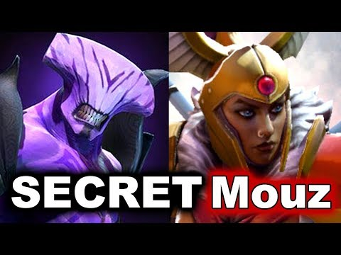 SECRET vs Mouz - EU Quals - StarLadder Minor DOTA 2