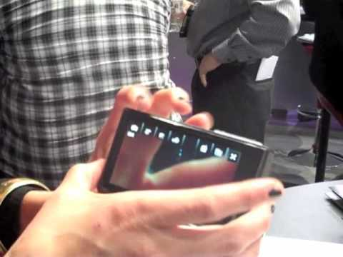 CrunchGear - CES 2010 - Kodak's new Sportplay and Slice