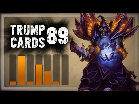 Hearthstone: Trump Cards - 89 - Lucky Trump Gets The Sickest Draft (warlock) video
