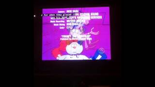 Frosty Returns End Credits