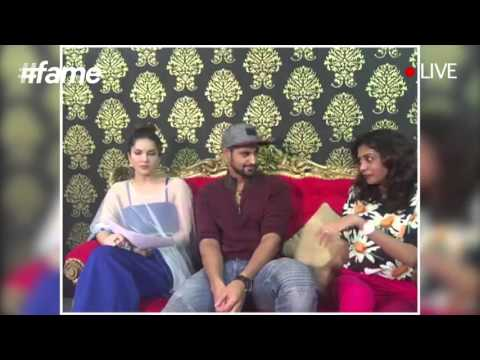 Sunny Leone And Tanuj Virwani Talks About One Night Stand   #GossipGirl