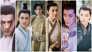 BXH  10 nam thần cổ trang đẹp nhất của màn ảnh Hoa ngữ