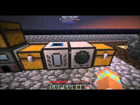 Infinity Evolved Expert Skyblock ep 17: Magma Crucible and Fluid Transposer