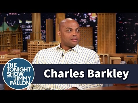 Charles Barkley Can't Escape Shaq
