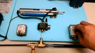 Pneumatic Cylinder Exhaust Recovery - Enfield Technologies