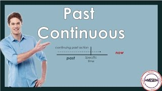 Past Continuous Tense Video Lesson