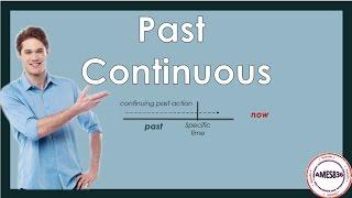 Past Continuous Tense Video Lesson