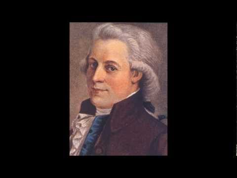 Mozart - Symphony No. 25 in G minor, K. 183 [complete]