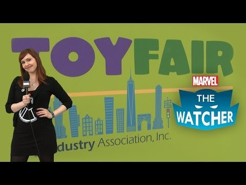 Reveals from Toy Fair 2014! - The Watcher Ep 8 2014