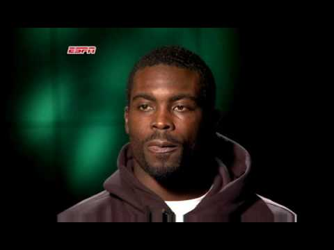 MIKE VICK ESPN INTERVIEW NEW 2009 Video